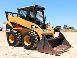 2005 Caterpillar 242b Skid Steer - Skid Loader - Cat Skid Steer - Loader - 22 Pics photo