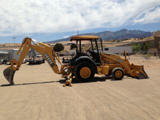2003 John Deere 310g Backhoe - Recent Pm - photo