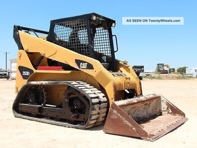 2007 Caterpillar 252b Ii Skid Steer - Skid Loader