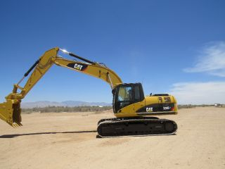 2007 Caterpillar 320d L Hydraulic Excavator photo