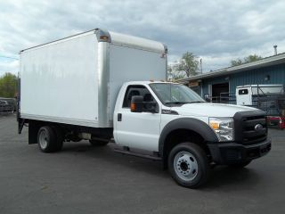2011 Ford F - 450 photo