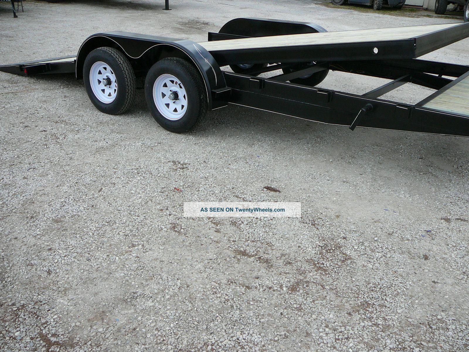 Tilt Car Trailer Plans Tilt Bed Car Hauler Trailer