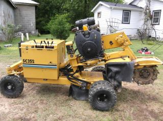 2005 Vermeer Stump Grinder Sc 352 photo