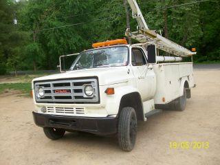 1989 Gmc Truck photo