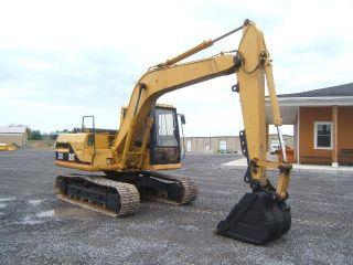 Cat 311 Excavator photo