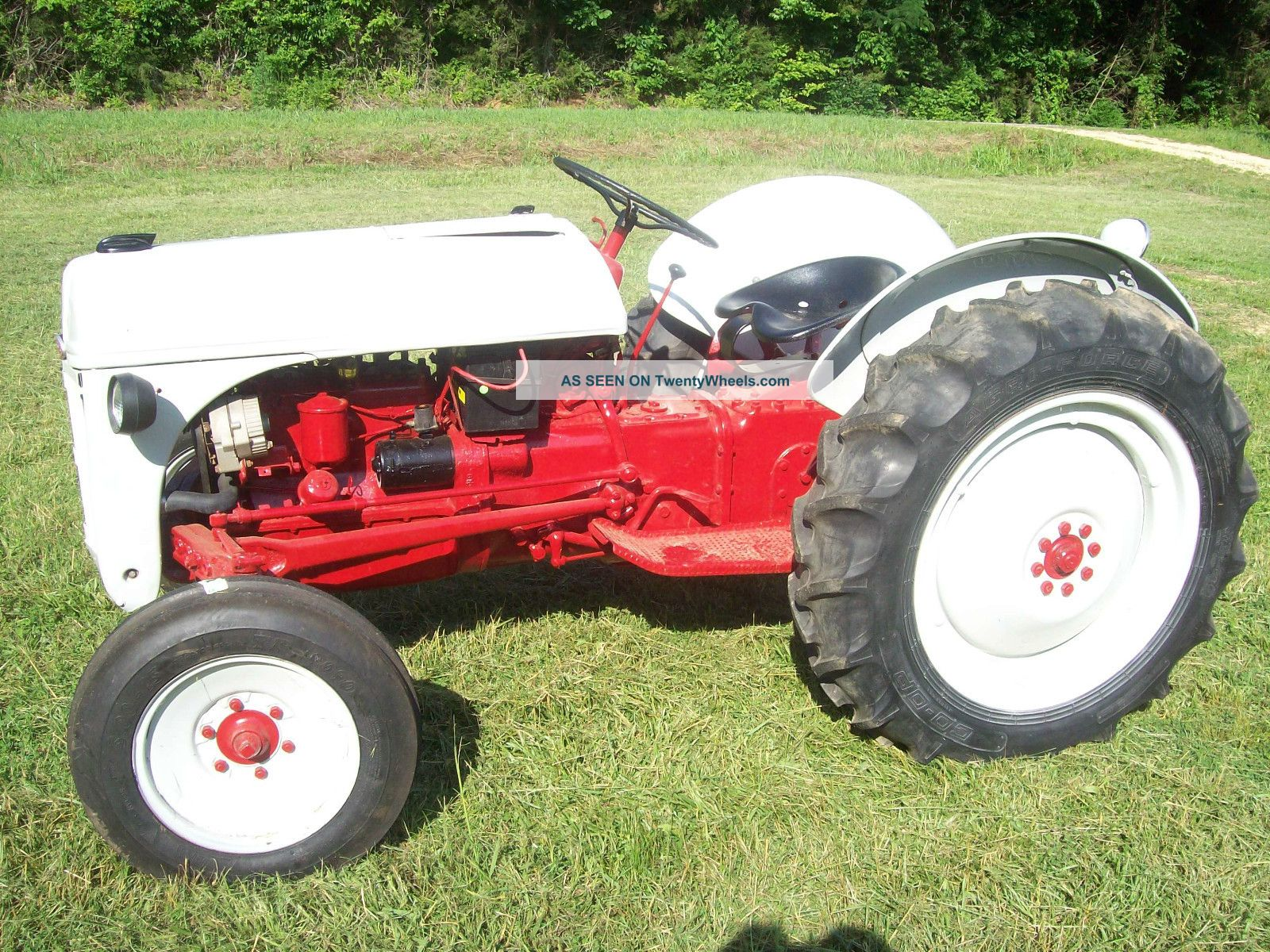1952 8n ford tractor. Cars Review. Best American Auto & Cars Review