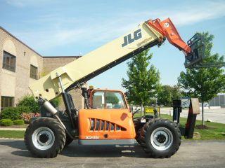 2009 Jlg G12 - 55a Reach Forklift Jlg Telehandler Telescopic Tl1255 Accuplace photo
