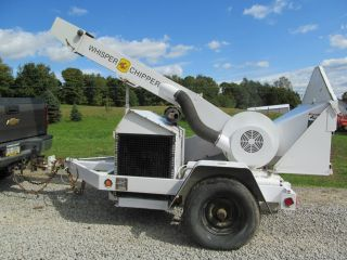 2005 Altec 16 Inch Whisper Chipper photo