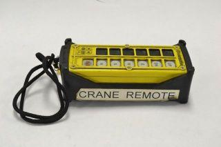 Telemotive 10k12sm01mg Crane Hoist Remote Pendant Controller Control B203361 photo