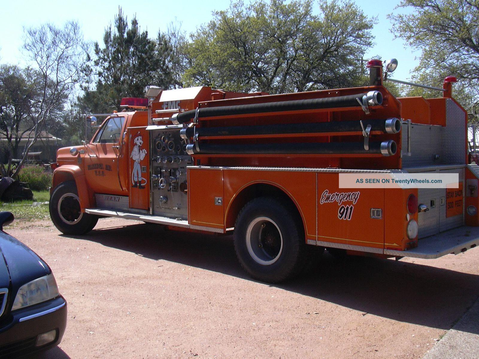 Truck Spark Arrestor : Forestry fire engine free image for user