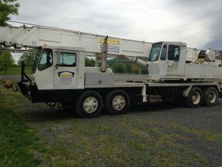 1979 Tms 300 35 Ton Crane Detroit Diesel photo