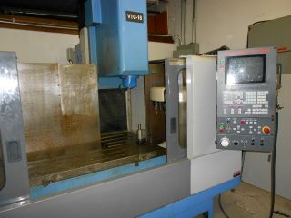 Mazak Vtc16b Cnc photo