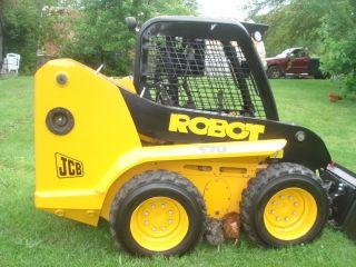 2001 Jcb Robot 170 Skid Steer photo