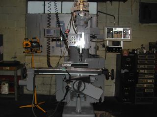 Wells Index Cnc 2 1/2 Axis Mill photo