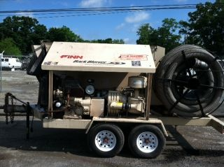 2004 Finn Bark Blower Bb - 302 photo