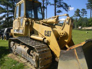 1999 Caterpillar 963b Track Loader photo