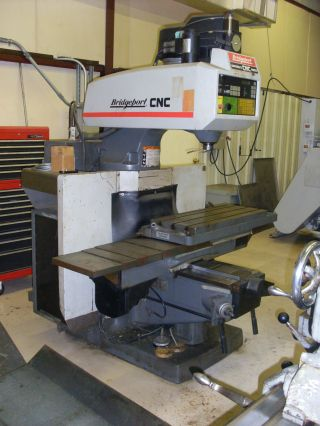 Brigeport Cnc Mill photo