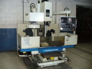 Yamaguchi Vertical Machining Center photo