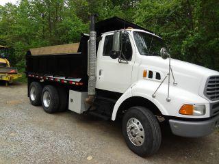 1998 Ford Tandem Dump Truck photo