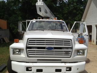 1991 Ford F - 600 photo