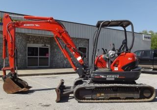 2010 Kubota Kx161 - 3 Compact Excavator  - Stock 300089 – 1046 Hours photo