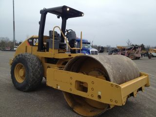 2009 Caterpillar Cs - 54 Roller/compactor photo