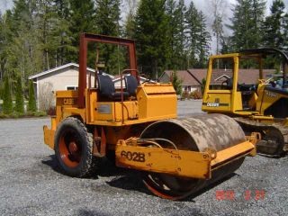 Case 602b 69in Compactor Roller photo