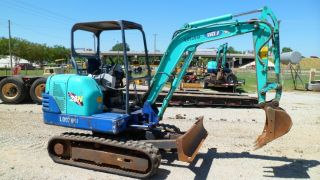 2006 Ihi 28n - 2 Excavator Track Hoe Mini Excavator photo