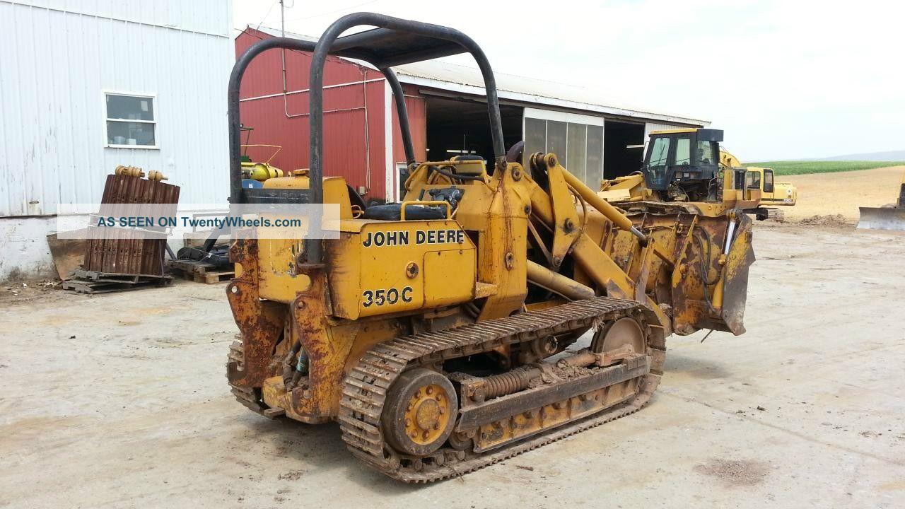 Jd 1010 Crawler Dozer : Appartamento e famiglia bulldozer pictures john deere