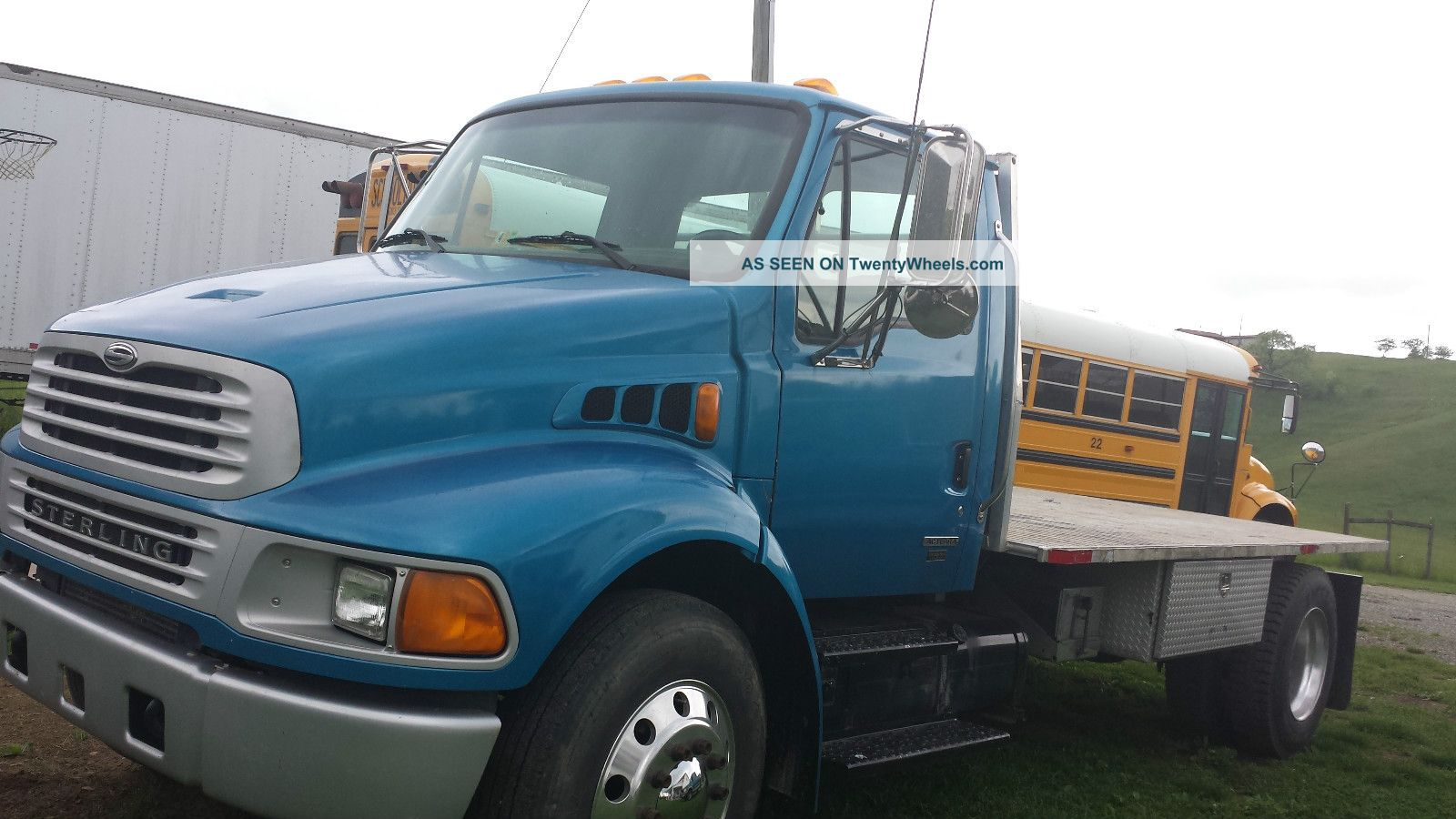 Used Ford Truck Parts : Used heavy duty ford truck parts for sale medium