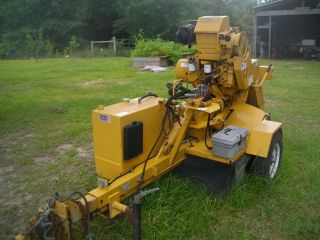 Rayco1635d Stump Grinder 208 Hrs. photo