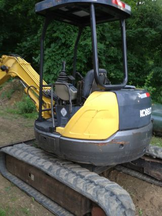 2006 Kobelco 45sr - 2 photo
