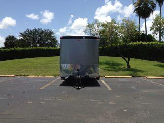 2011 6 ' X12 ' Haulin ' Cargo Trailer photo