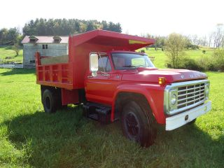 1973 Ford 750 photo