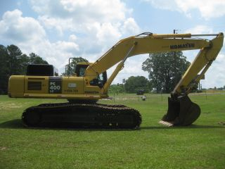 2006 Komatsu Pc400lc - 7eo,  Excavator photo