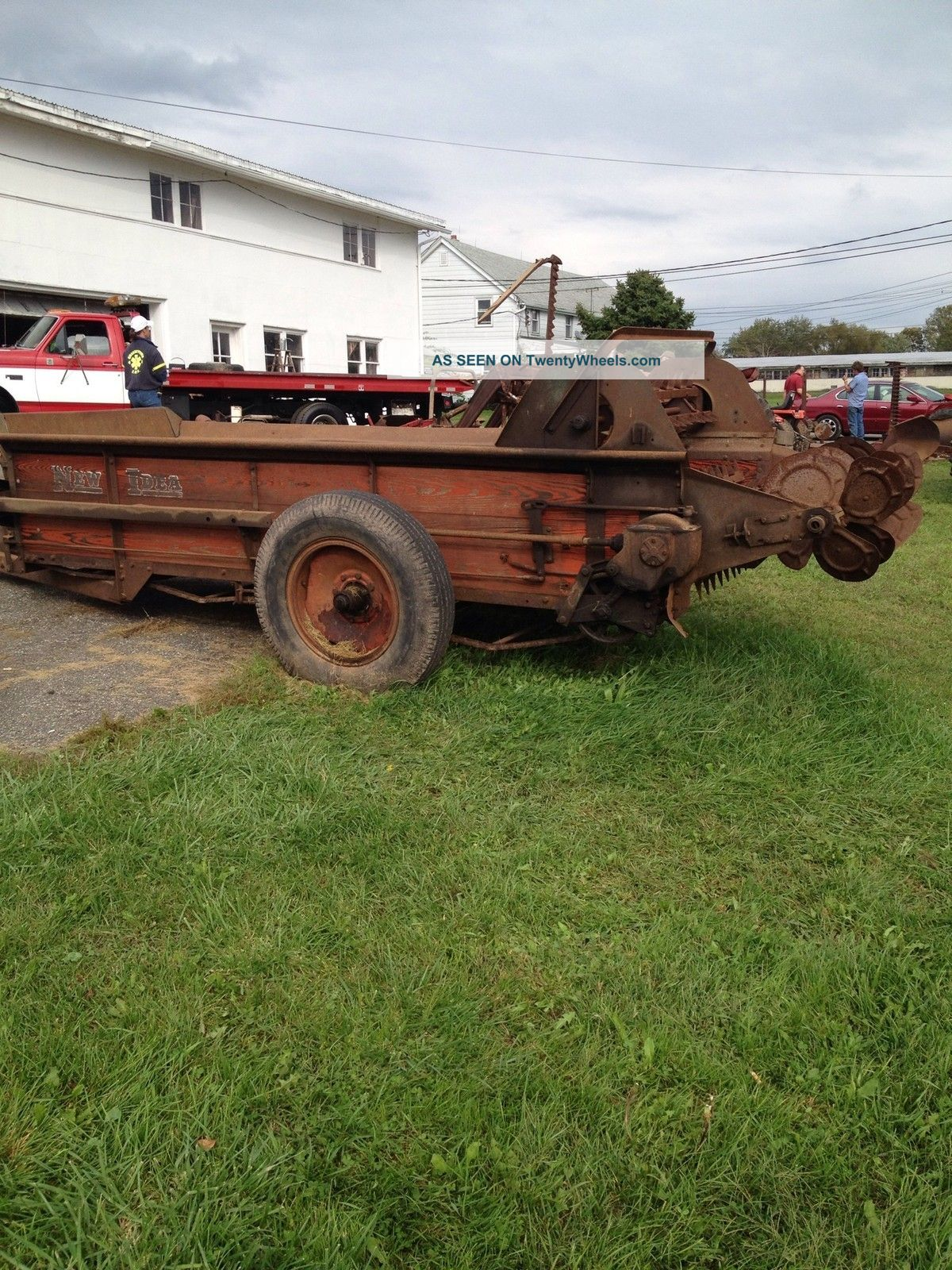 Antique Tractor Trailers : Page not found