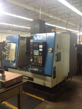 Hitachi Seiki Vm40h Vertical Machining Center photo