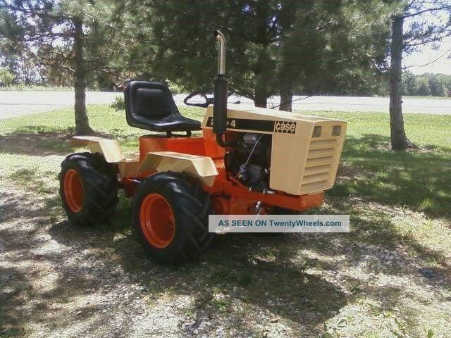 Home Built Articulating Garden Tractor : Custom articulated garden tractor car interior design