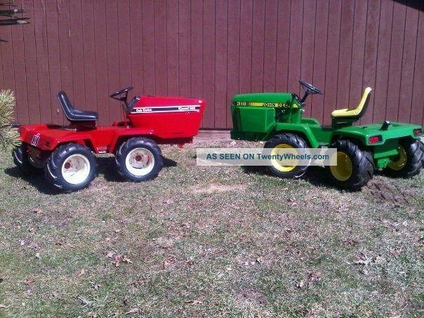 Garden Tractor Custom Truck : Custom articulated garden tractor car interior design