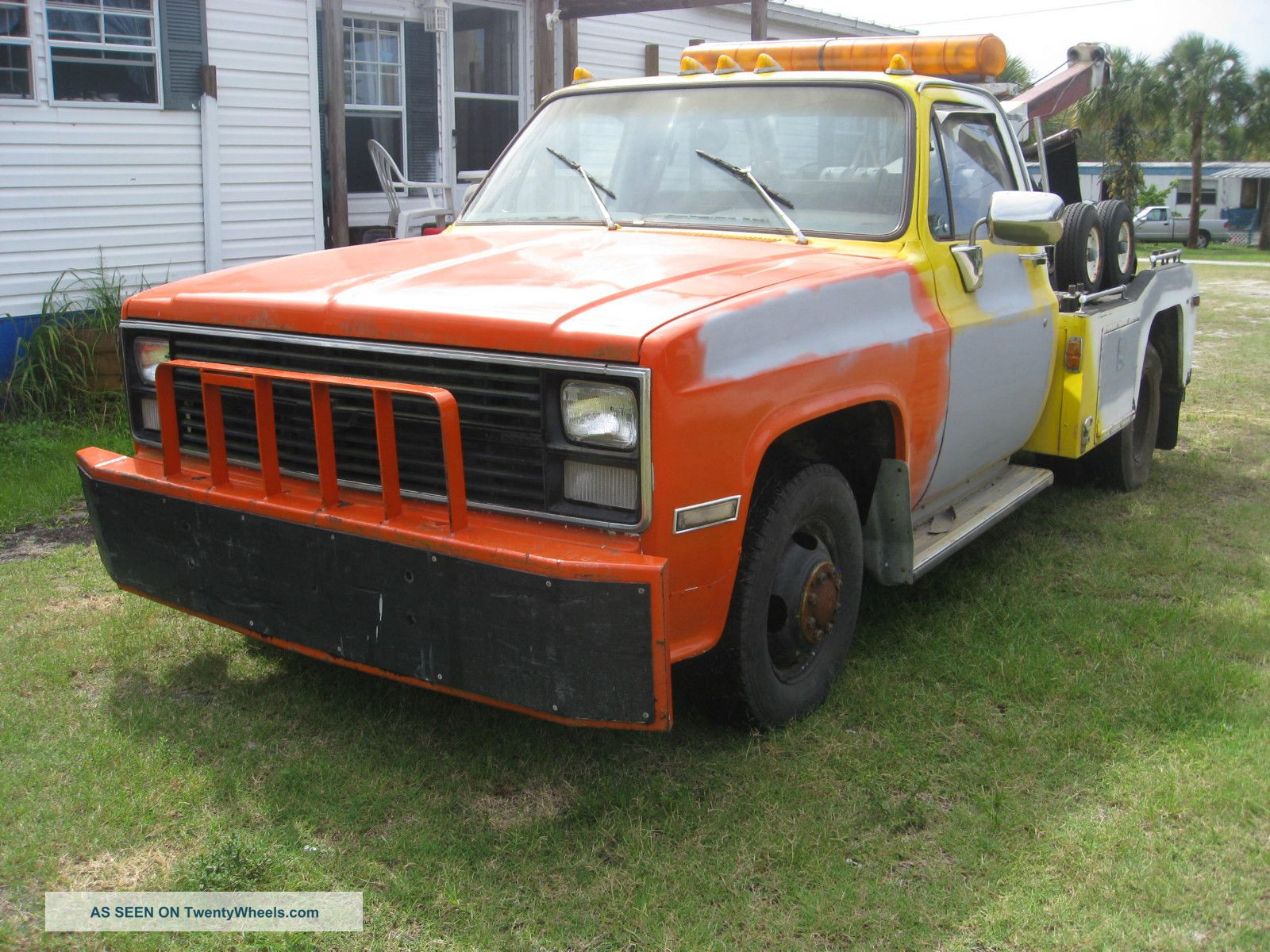 1983 Chevrolet C30 Tow Truck Wreckers photo