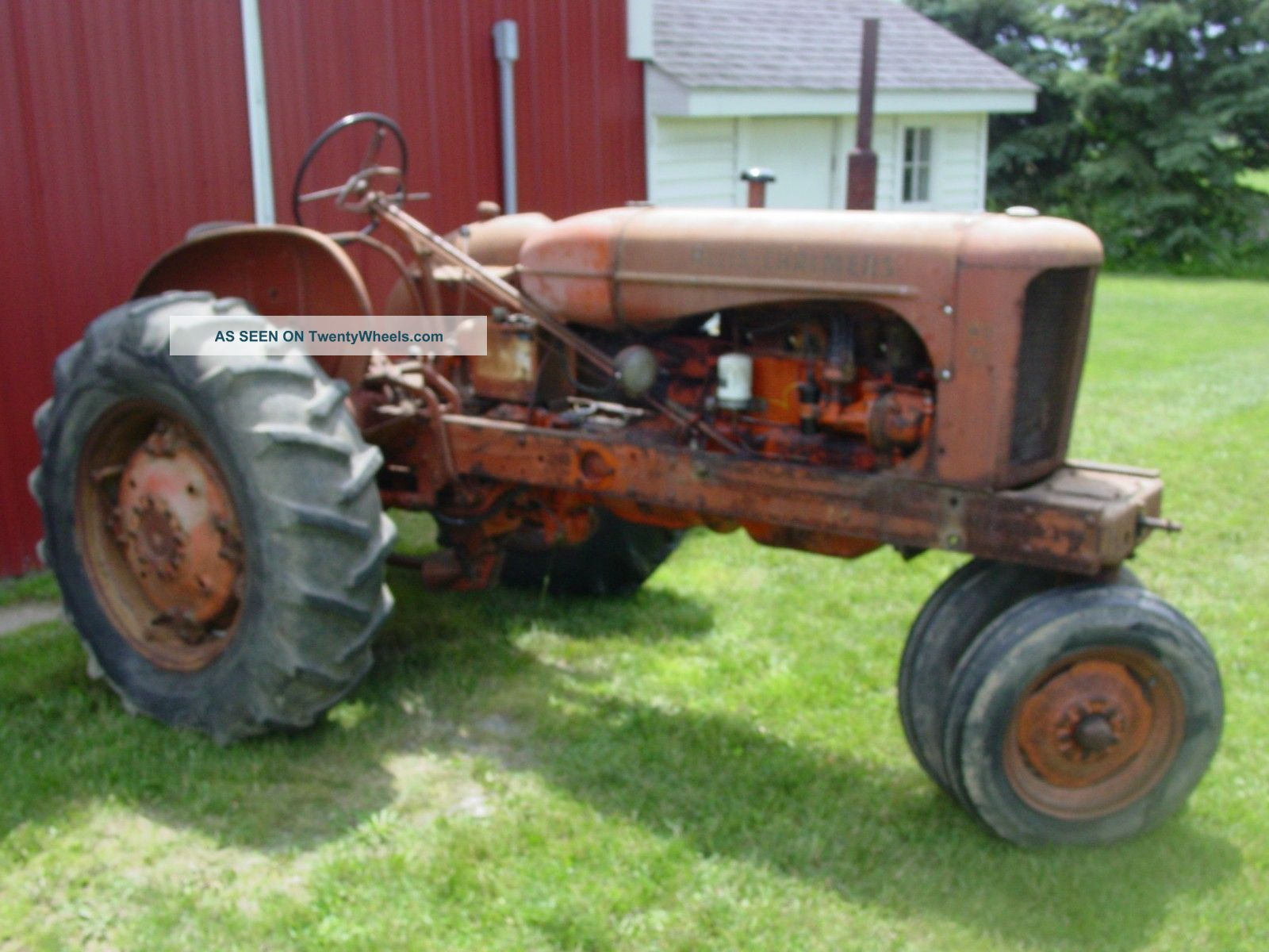allis chalmers b for sale images