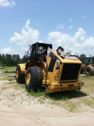 980g Series Ii Caterpillar Wheel Loader photo