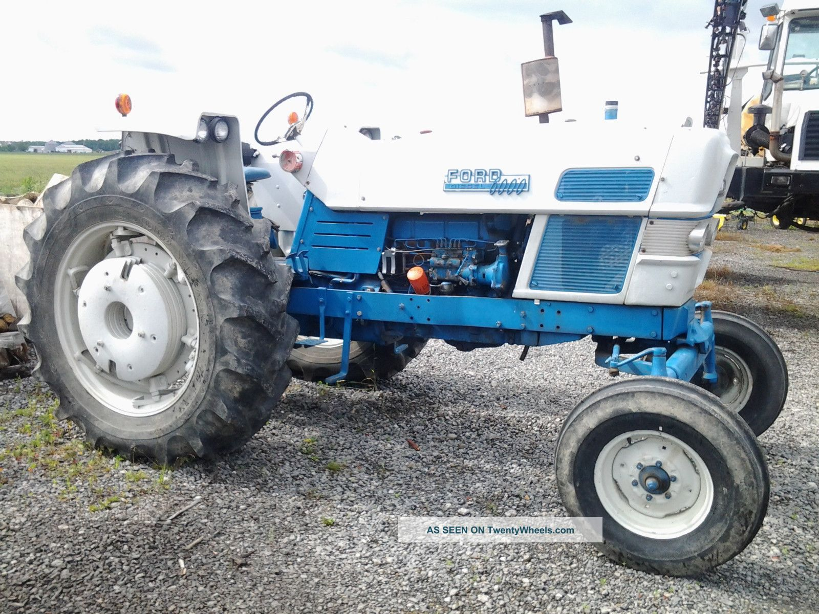 Ford 6000 Tractor Parts : Ford tractors for sale autos post