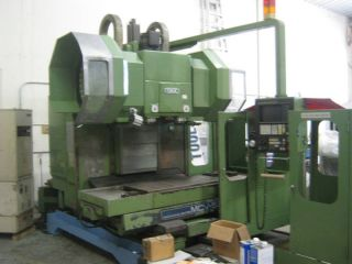 Okk Dual Spindle Mcv 520 Vertical Maching Center photo
