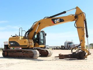 2008 Caterpillar 320d Lrr Excavator - Crawler Excavator - Loader - 38 Pics photo