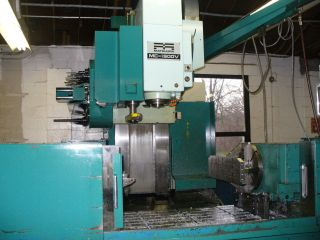 Matsuura - 1500v4 4 - Axis With Fanuc 11 Vertical Machining Center,  Milling Machine photo