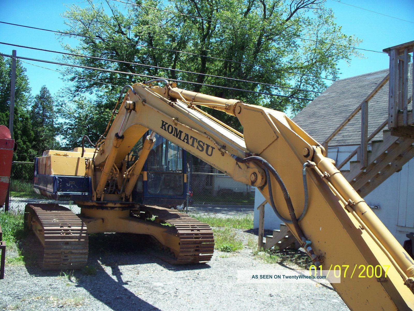 Excavator Other photo