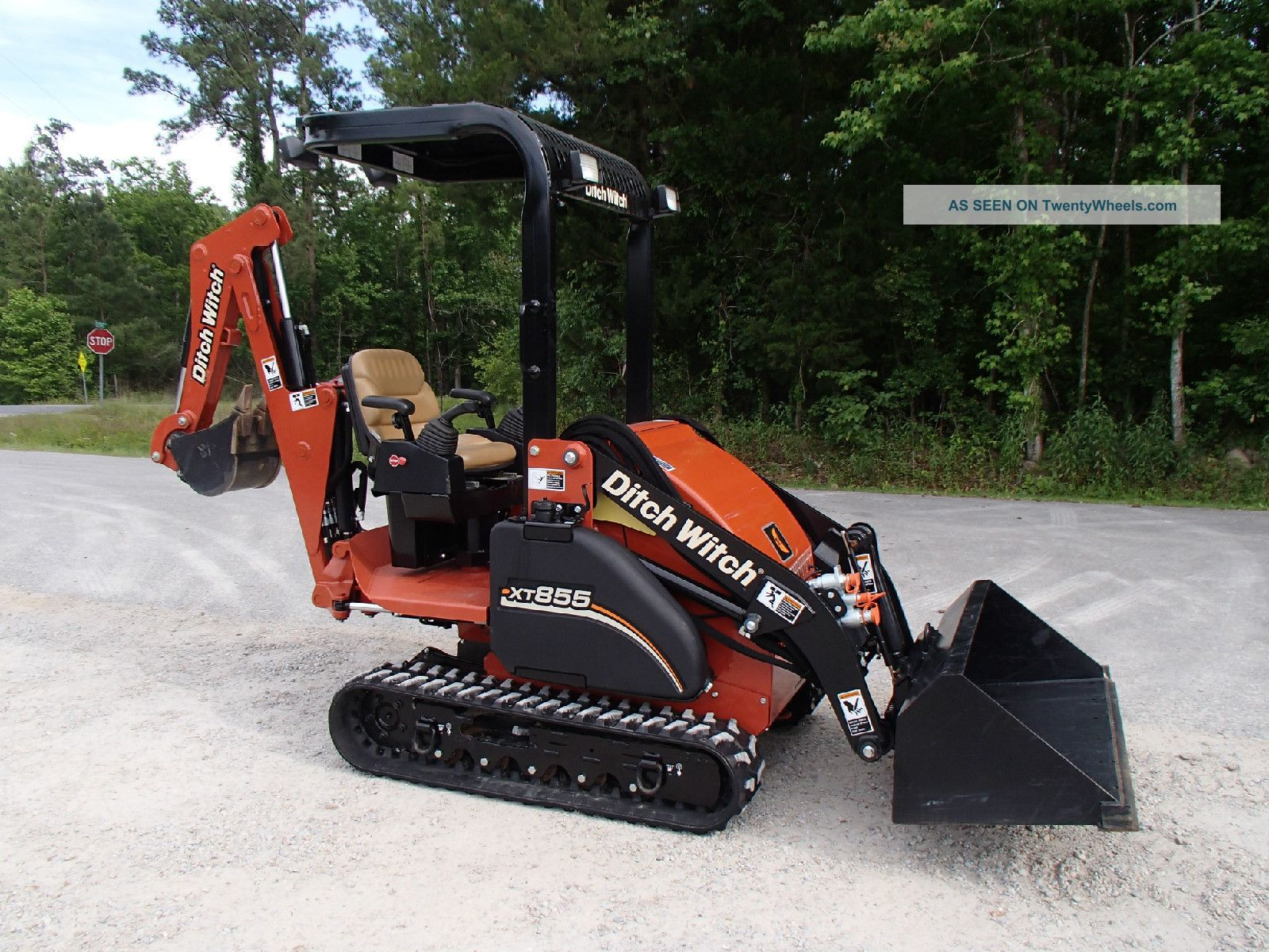 2012_ditch_witch_xt855_skid_steer__backhoe__excavator__heavy_equipment_1_lgw ditch witch track loader ditch free image about wiring diagram Ditch Witch SK500 Specs at eliteediting.co