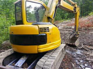 Komatsu Pc50 Uu2 Excavator photo