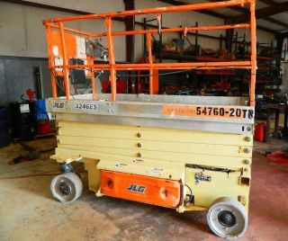 2007 Jlg 3246es Scissor Lift In - - Job Ready - - Only 279 Hours photo